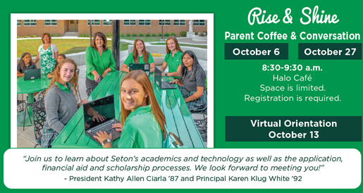 Rise & Shine Parent information meeting information