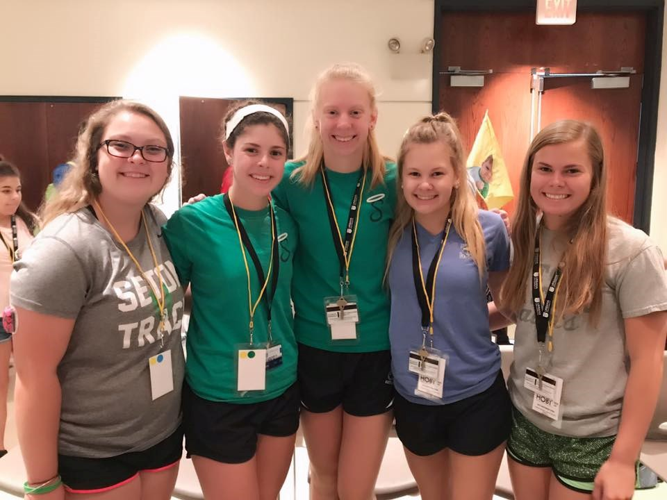 Seton students attend Hugh O'Brian Youth Leadership Conference