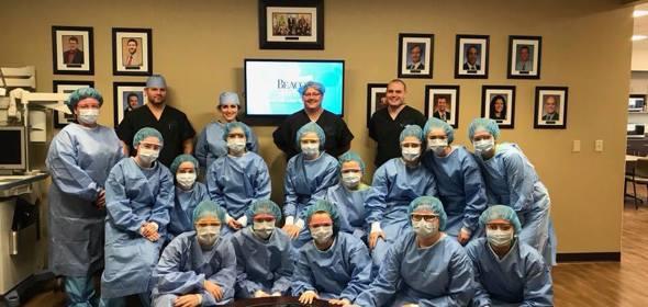 Anatomy & Physiology and AP Biology visit Beacon Orthopedics | Seton