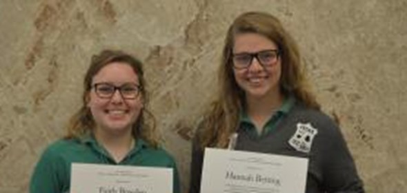 Seton High School students nominated